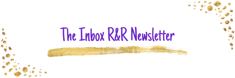 The Inbox R and R email newsletter from retailer resources web banner