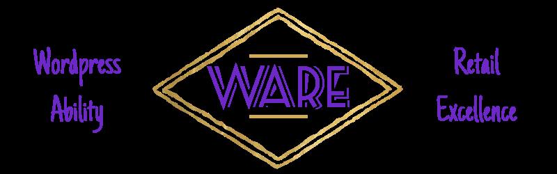 WARE Club WordPress website management membership web banner